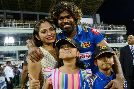 लसित मलिंगा आखिरी वनडे के बाद हुए भावुक, स्टेडियम के एक-एक दर्शक से मिलने गए