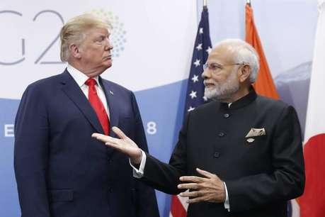 कश्मीर पर ट्रंप के बयान के बाद व्हाइट हाउस ने दी सफाई- भारत और पाक मिलकर सुलझाएं मुद्दा