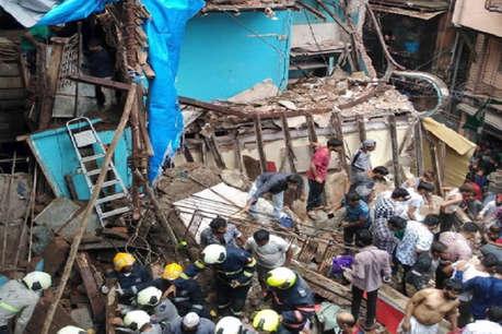 Mumbai Building Collapse: 100 साल पुरानी थी बिल्डिंग, 2012 में ही दिया गया था ढहाने का आदेश