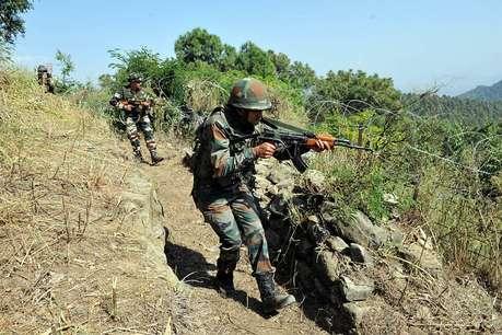 पाकिस्तान ने फिर तोड़ा सीजफायर, जवाबी कार्रवाई में भारतीय सेना का मुहतोड़ जवाब