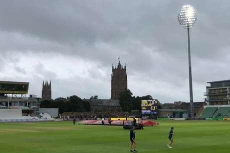 बारिश ने डाला एशेज़ में खलल, दूसरे दिन का खेल नहीं हुआ पूरा