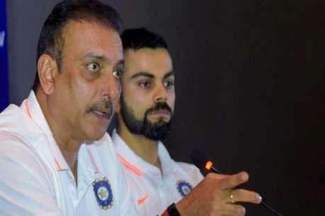 रवि शास्त्री बोले- बहुत जल्द क्रिकेटरों की पत्नियां बल्लेबाजी और गेंदबाजी करेंगी