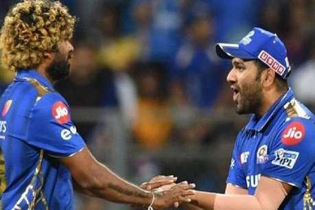 मलिंगा के संन्यास पर रोहित शर्मा ने किया ट्वीट, कहा-आप ही हैं मैच विनर