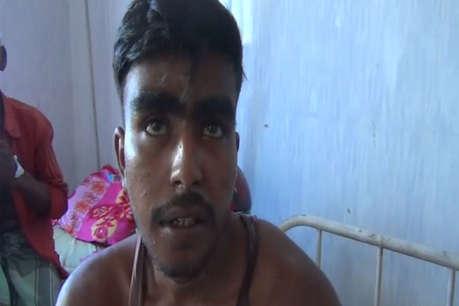 सरायकेला में फिर मॉब लिंचिंग, चोरी के आरोप में युवक की जमकर पिटाई
