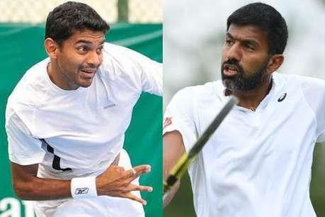 Wimbledon 2019:  मिक्स्ड डबल्स में खत्म हुई भारतीय चुनौती, पेस के बाद शरण और बोपन्ना भी हारे