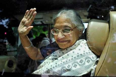 Sheila Dikshit: पूर्व मुख्यमंत्री शीला दीक्षित को आज दी जाएगी आखिरी सलामी, निगम बोध घाट पर होगा अंतिम संस्कार