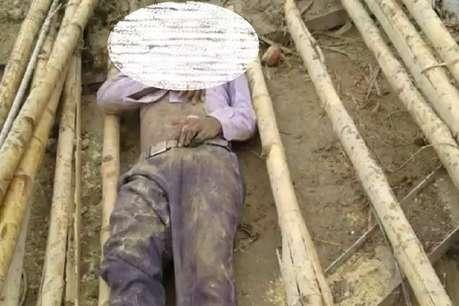 आफत की बारिश: सोनीपत में मुर्गी फार्म की छत गिरी, दो मजदूरों की मौत