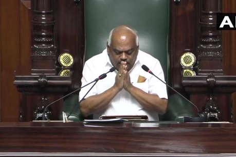 कर-नाटक: येडियुरप्पा ने विधानसभा में साबित किया बहुमत, स्पीकर का इस्तीफा
