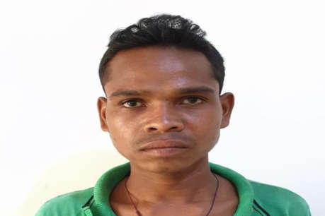 संगीन वारदातों में शामिल शातिर नक्सली सुकमा से गिरफ्तार