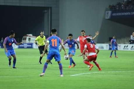 Intercontinental Cup 2019: ताजकिस्तान ने भारत को 2-4 से दी मात, हार से हुई टूर्नामेंट की शुरुआत