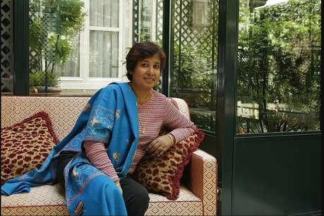 तसलीमा नसरीन को एक साल और भारत में रहने की मिली इजाजत