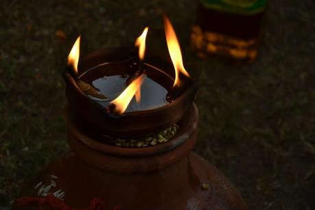 अमावस्या की रात घी का दिया जलाकर कर लिया ये काम, तो हो जाएंगे मालामाल