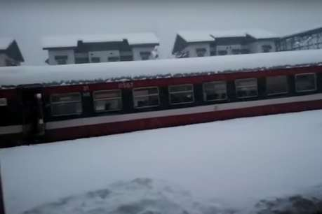 कांच की 'विस्टाडोम' ट्रेन से धरती पर स्वर्ग का नज़ारा देख सकेंगे यात्री