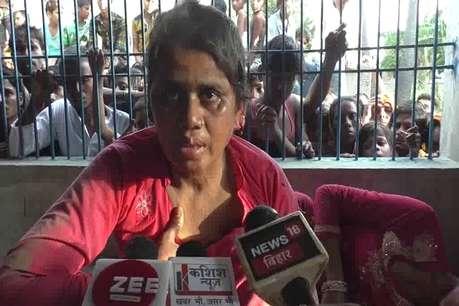 शर्मनाक: अपहरण की आरोपी महिला को पहले मारा-पीटा फिर सिर के बाल काट दिए