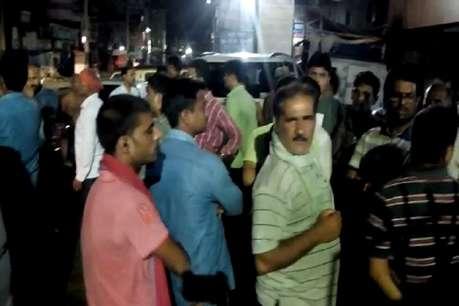 Image result for बिहार में अपराधियों ने किया व्यवसायी पर जानलेवा हमला, स्टाफ की मौत।