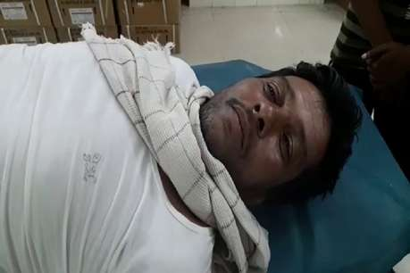समस्तीपुर में विवाद के बाद फायरिंग, दो लोगों को लगी गोली