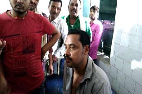 वैशाली में व्यवसायी को गोली मारकर दिनदहाड़े लूटे 2 लाख रुपए