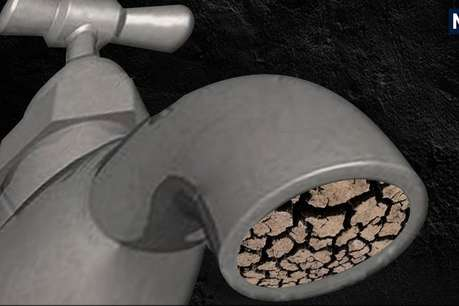 जैसलमेर: यहां लोग गंदा और बदबूदार पानी पीने को हैं मजबूर...