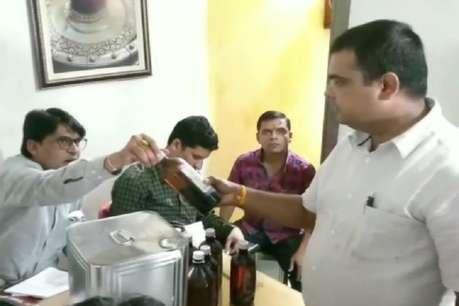 मिलावटखोरी के ख़िलाफ सख़्ती : नकली घी की फैक्ट्री चला रहा डॉक्टर रासुका में गिरफ़्तार