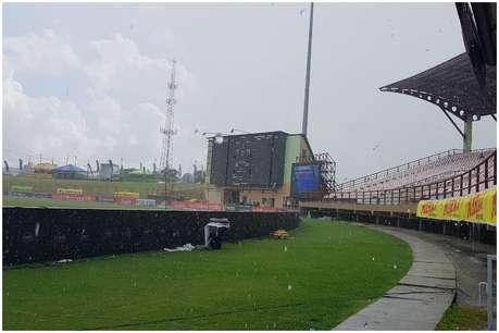 India Vs West Indies, 1st ODI: मैच में देरी, जानिए क्या है मौसम का ताजा हाल, कब तक शुरू होगा मैच?