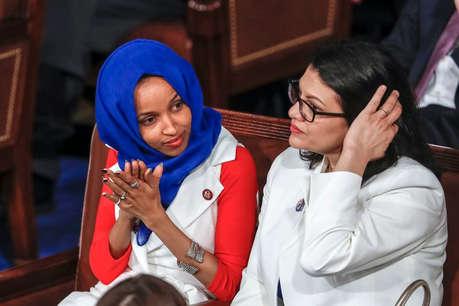 ट्रंप की नसीहत पर इजरायल ने अमेरिका की दो महिला सांसदों की एंट्री पर लगाई रोक