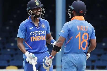 INDvWI: अय्यर के कायल हुए कप्तान कोहली, मैच के बाद कही ये बात
