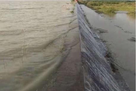 बारिश ने किया निहाल, प्रदेश कई बांध छलके, जयसमंद में पानी की आवक हुई शुरू