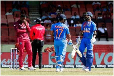 India Vs West Indies: पहला वनडे आज, इस बल्लेबाज को मिल सकता है नंबर 4 पर मौका