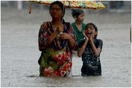 बारिश और बाढ़ से आई प्राकृतिक आपदाओं में हर दिन हुई 5 लोगों की मौत