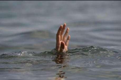 गंगा में नहाने गए 6 दोस्त डूबे, तीन को महिला ने बचाया
