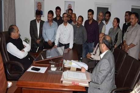 गैर हिमाचलियों को नौकरी: सीएम ने कहा- प्रदेश के युवाओं के हितों की रक्षा होगी