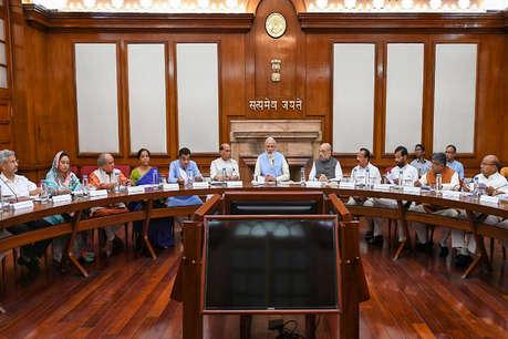 कश्मीर में तनाव के बीच PM मोदी की कैबिनेट बैठक, क्या लेंगे कोई बड़ा फैसला?