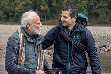 Man vs Wild: 18 साल में पहली छुट्टी से लेकर तुलसी विवाह तक PM मोदी ने बताई ये 10 खास बातें