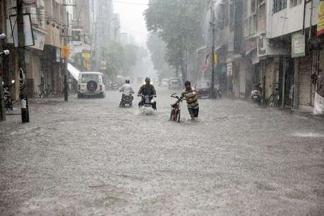 5 दिन तक गुजरात में भारी बारिश का अलर्ट, जानें आपके राज्य में क्या होगा मौसम का हाल