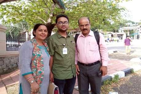 ISRO में वैज्ञानिक बना हिमाचल का प्रषुम्न, IIT कानपुर से हुआ था चयन