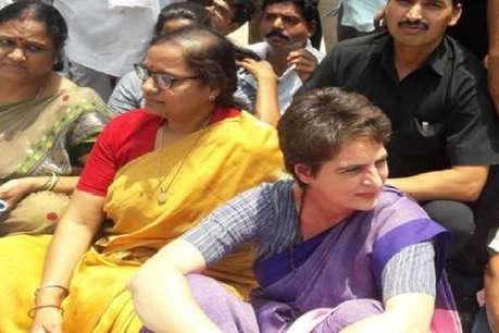 सोनभद्र नरसंहार मुद्दे को गरमाए रखने के लिए प्रियंका गांधी पीड़ितों से करेंगी मुलाकात