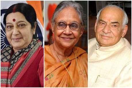 दिल्ली ने एक साल से कम समय में खोए अपने तीन पूर्व मुख्यमंत्री