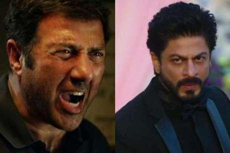 जब गुस्से में अपनी जींस की जेब फाड़ बैठे थे सनी देओल, शाहरुख़ से थी नाराज़गी!
