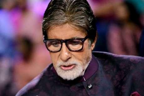 महाराष्ट्र बाढ़ पर बॉलीवुड की चुप्पी को लेकर अमिताभ बच्चन ने कही ये बात