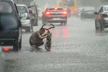 Weather Alert: मौसम विभाग ने अगले 24 घंटे में MP के 28 जिलों में भारी बारिश की दी चेतावनी