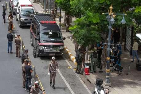 अमेरिकी विदेश मंत्री के भाषण से पहले बैंकॉक में बम धमाके, जांच में जुटी पुलिस