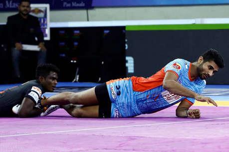 PKL 2019: बलदेव के शानदार प्रदर्शन से बंगाल वारियर्स ने यू मुम्बा को हराया
