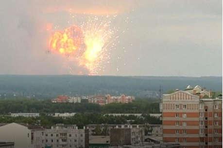 रूस: रॉकेट परीक्षण के दौरान धमाके में 5 परमाणु वैज्ञानिकों की मौत, फैला रेडिएशन