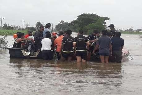 महाराष्ट्र में बड़ा हादसा, लोगों को ले जा रही नाव पलटी, 14 लोगों की डूबने से मौत