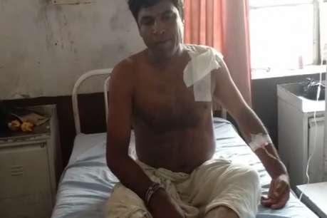 दस हजार का इनामी अपराधी चढ़ा पुलिस के हत्थे, दो दर्जन मामलों में थी तलाश