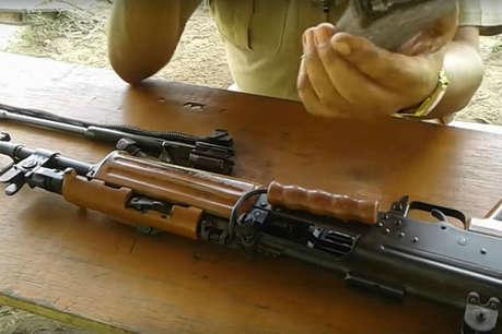 बीजेपी नेता के सुरक्षाकर्मी की कारबाइन चोरी, 15 अगस्त के मद्देनजर पुलिस ने जारी किया हाईअलर्ट