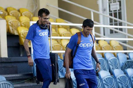 INDvWI: दूसरे वनडे के लिए ये है टीम इंडिया की प्लेइंग इलेवन, इस खिलाड़ी को नहीं मिला मौका