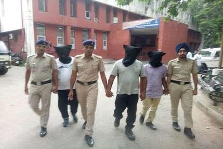 एक करोड़ की पुरानी करेंसी के साथ 3 युवक गिरफ्तार, 32 बोर की पिस्टल भी बरामद