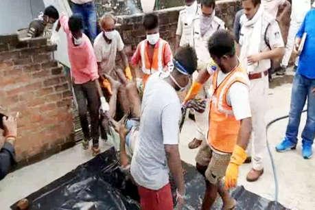 MP: बंद कमरे में युवक की 4 दिन पुरानी लाश मिली, हत्या की आशंका