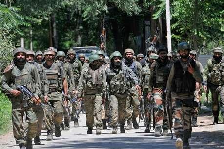 कश्मीर में भेजी जा रही सुरक्षा बलों की अतिरिक्त कंपनियां, ये है कारण